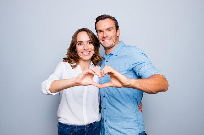 Unzählige Singles finden auf Online-Dating-Seiten einen Partner