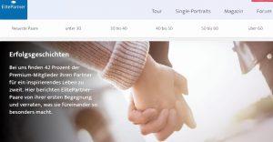 ElitePartner ist die erste Adresse für ernsthaft suchende Akademiker und niveauvolle Singles.