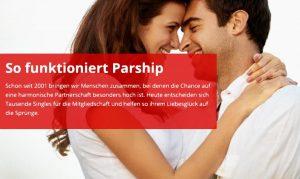 Die unzähligen Paare beweisen wie gut und effektiv Parship funktioniert.
